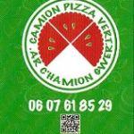 Camion Vert Pizza